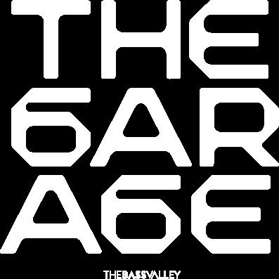logo the garage white - The Garage Club