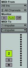 Ableton  Impulse y Drum rack trucos útiles 10 - Tutorial Ableton Live: Impulse y Drum rack, trucos útiles. Capítulo 1