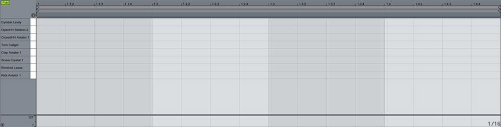 Ableton  Impulse y Drum rack trucos útiles 11 - Tutorial Ableton Live: Impulse y Drum rack, trucos útiles. Capítulo 1