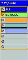 Ableton  Impulse y Drum rack trucos útiles 5 - Tutorial Ableton Live: Impulse y Drum rack, trucos útiles. Capítulo 1