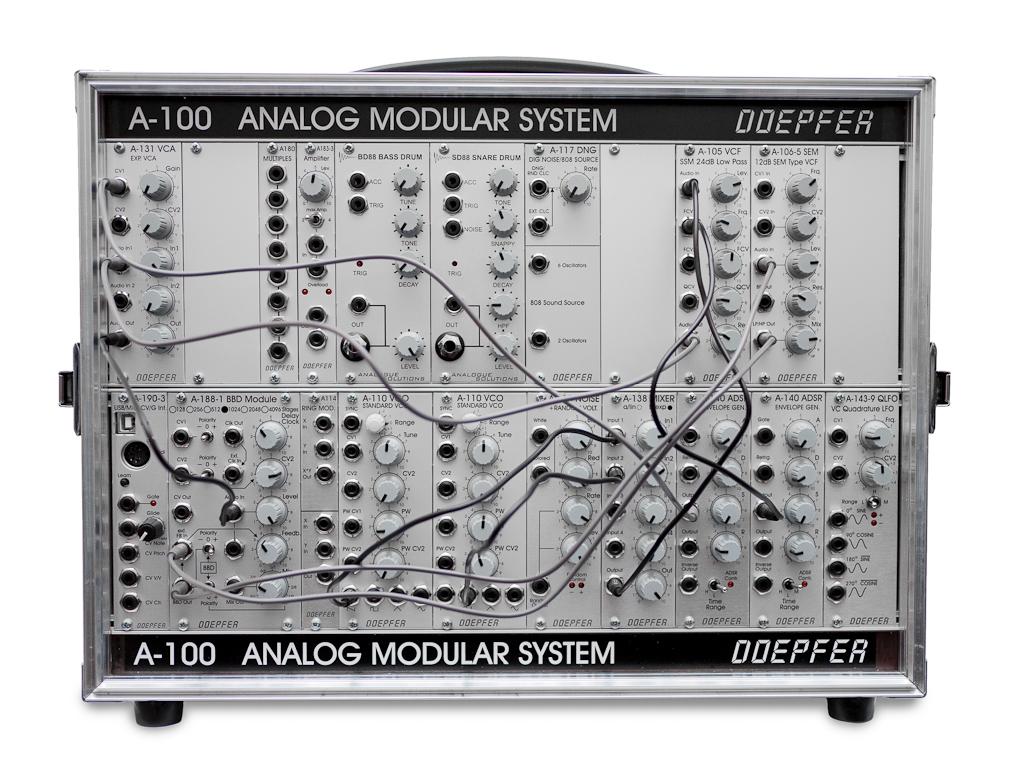 Doepfer A 100 - Breve Historia de los Sintetizadores
