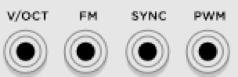 Sintesis Sustractiva Basica VCV RACK 12 - Síntesis Sustractiva Básica en VCV RACK