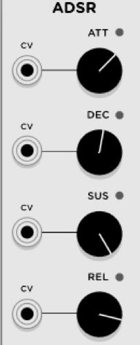 Sintesis Sustractiva Basica VCV RACK 26 - Síntesis Sustractiva Básica en VCV RACK