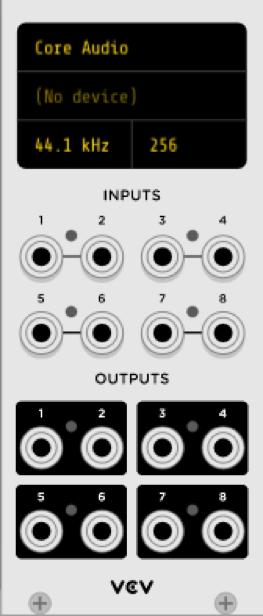 Sintesis Sustractiva Basica VCV RACK 4 - Síntesis Sustractiva Básica en VCV RACK