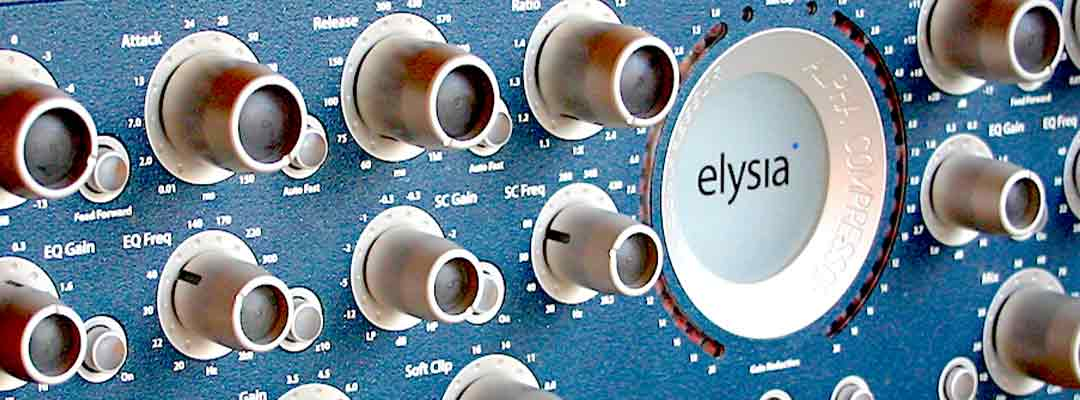the bass valley compresor part 1 elysia