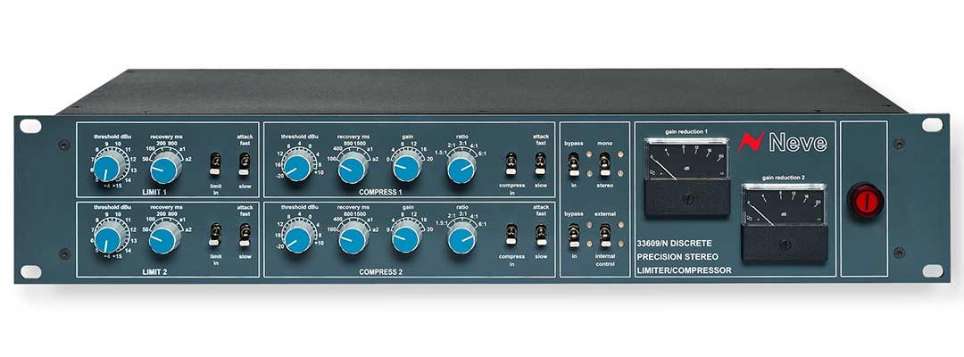 the bass valley compresor part 1 neve - Compresores y sus modos Parte I por Alan Lockwood