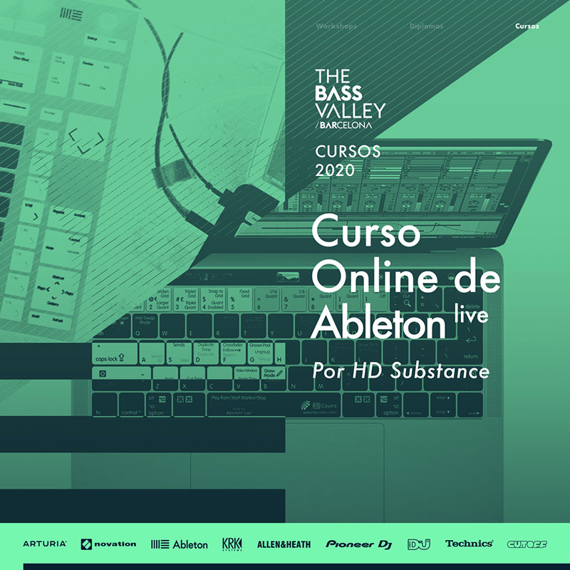 thebassvalley curso online ableton 1 - The Bass Valley