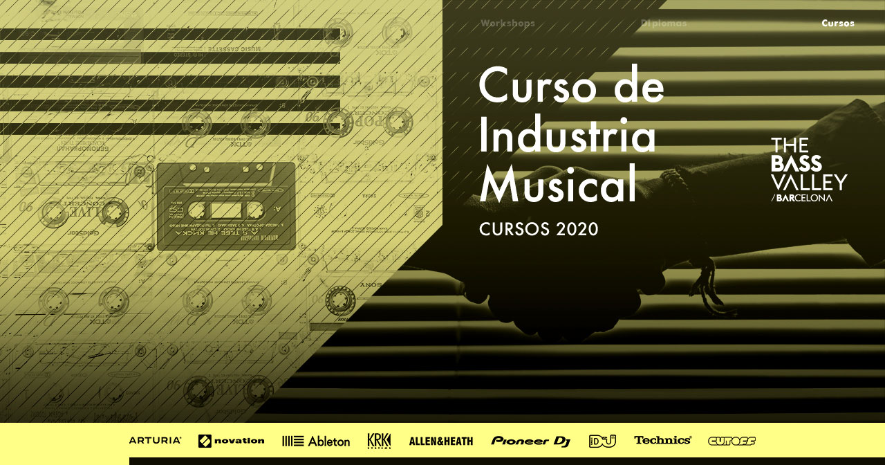 thebassvalley industriamusical r - Curso de Industria Musical