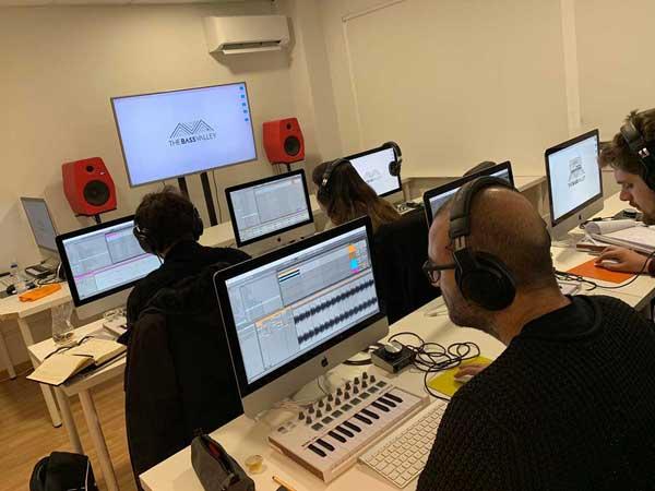 thebassvalley instalaciones 03 1 - Masterclass Ableton Live. Secuenciación Avanzada con Push y Max for Live (GRATUITA)