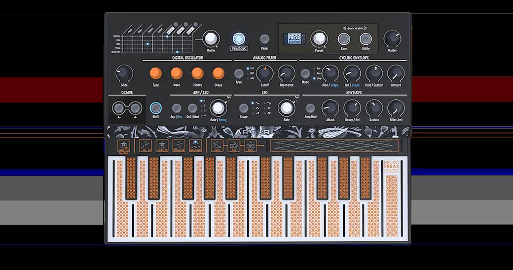 microfreak image - Los mejores sintetizadores de 2019