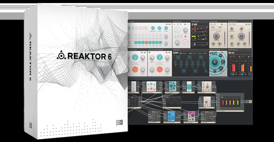 Native Instruments Reaktor 6 - Los mejores sintetizadores VST de 2019