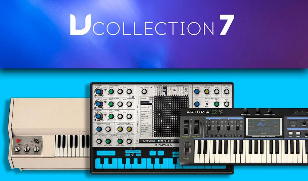 V Collection 7 WiN - Los mejores sintetizadores VST de 2019