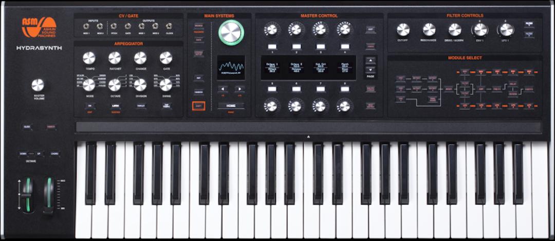 ASM1 860x374 - The Bass Valley prueba el nuevo sintetizador Hydrasynth