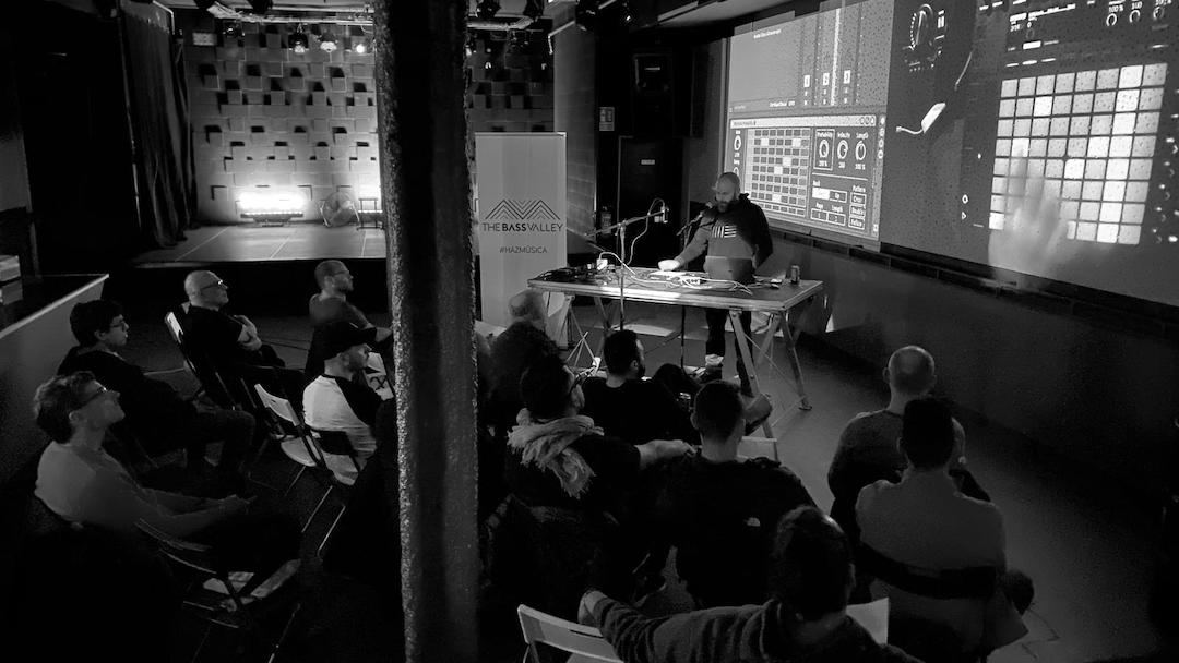 IGHJ0146 - Masterclass Ableton Live: Push y Max for Live. Así fue