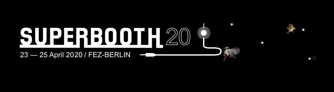 Superbooth 2020 thebassvalley - Avance Novedades 2020