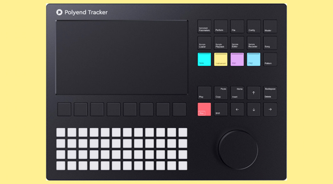polyend tracker 01 770x425 - Avance Novedades 2020