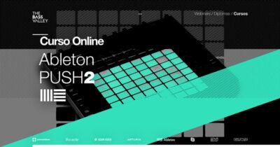 ABLETON PUSH2 HORIZONTAL 400x210 - Curso Ableton Live Avanzado