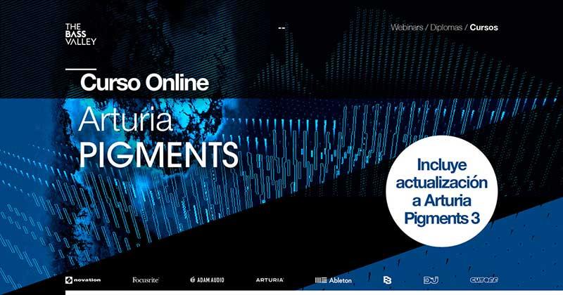 curso arturia pigments tbv r - Curso Arturia Pigments