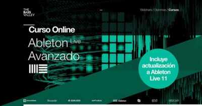 curso como producir con ableton r.jpg 400x210 - Curso Ableton Live Iniciación