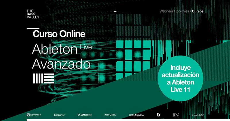 curso como producir con ableton r.jpg - Curso Ableton Live Avanzado