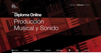 curso de produccion musical tbv 400x210 - Curso Composición Musical Aplicada a la Producción