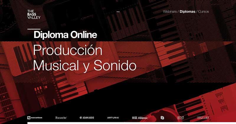 curso de produccion musical tbv - Home Studio. Tarjetas de sonido