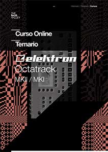 curso elektron octatrack mkii mki t - Curso Elektron Octatrack MKII / MK1