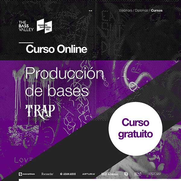 curso produccion bases de trap c