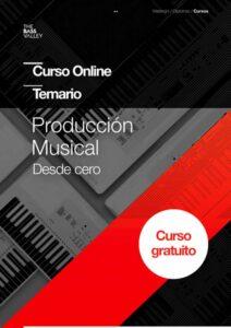 curso produccion musical temario 212x300 - Curso Producción Musical