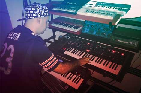 oskar hetrz - Diploma de Producción Musical y Sonido. SEMI-PRESENCIAL. Bloque 1 + 2