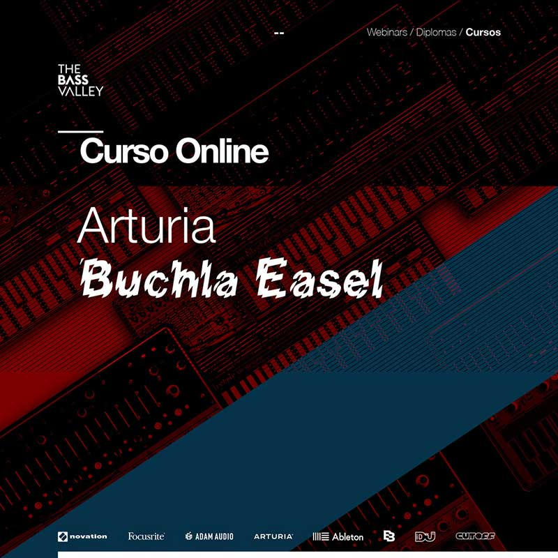 thebassvalley curso online buchla - The Bass Valley