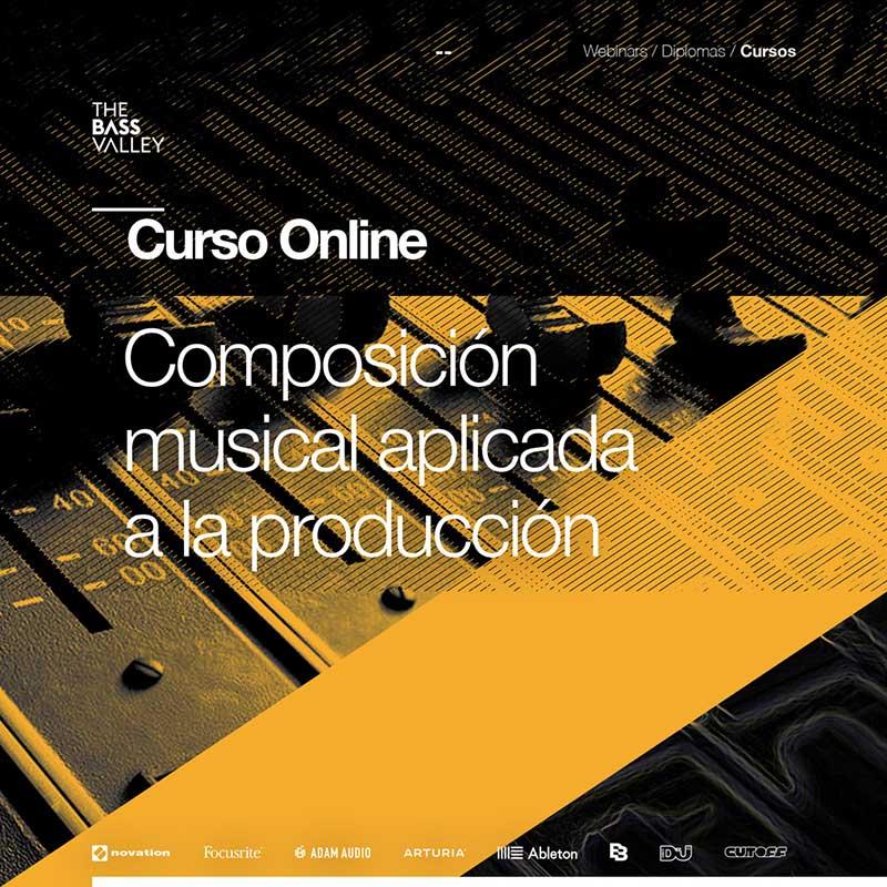 thebassvalley curso online composicion
