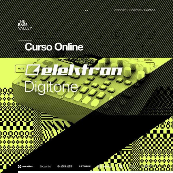 thebassvalley curso online digitone