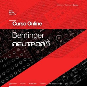 thebassvalley curso online neutron 300x300 - Curso Behringer Neutron