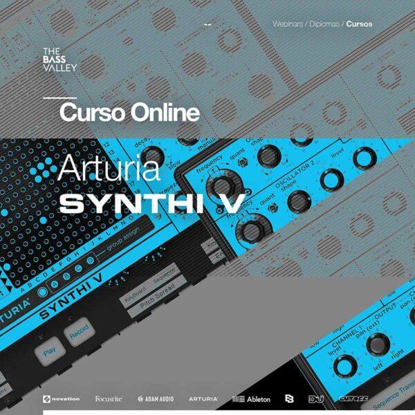 thebassvalley curso online synthi