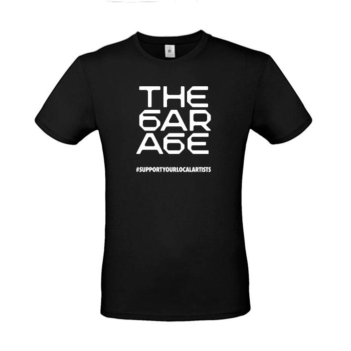 FRONT CAMISETA GARAGE - Camiseta THE GARAGE