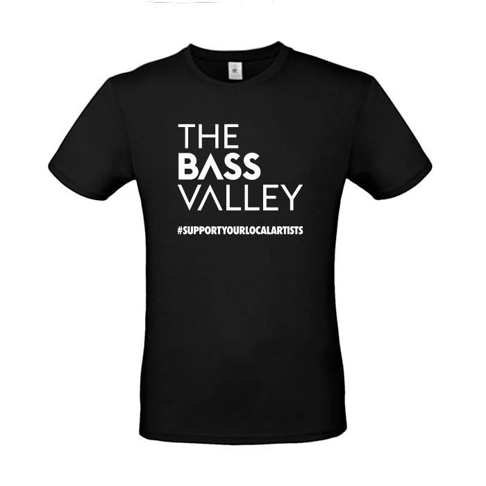 FRONT CAMISETA TBV - Camiseta THE BASS VALLEY
