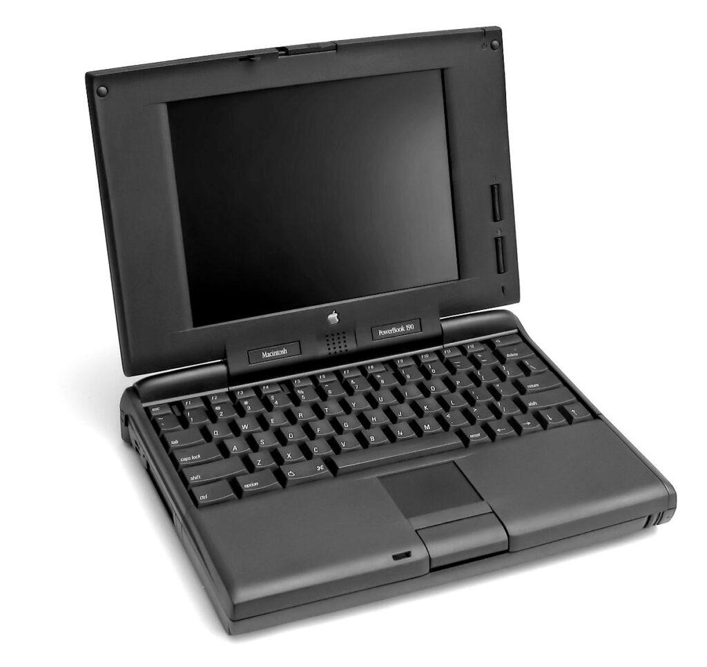 Powerbook 190 blackwhite 1024x966 - Opinión. El dilema de cambiar de DAW