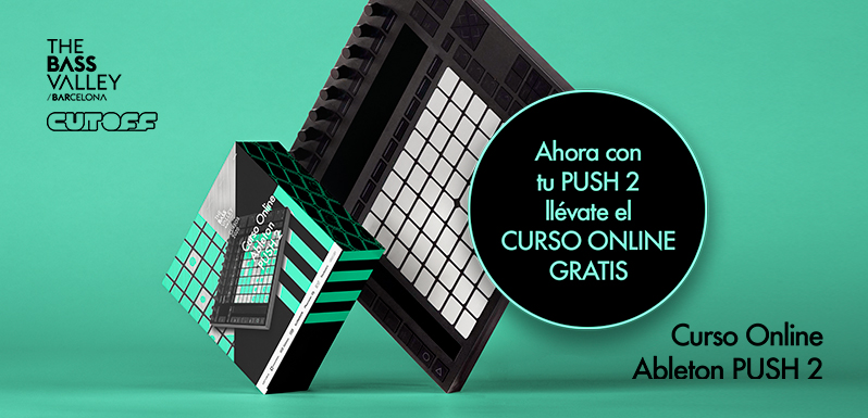curso push 2 en bass valley gratis push 2 - Cutoff y TBV suman fuerzas