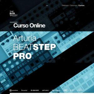 thebassvalley beatstep c 300x300 - Curso Arturia BeatStep Pro