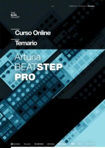 thebassvalley arturia beatstep temario 212x300 - Curso Online Arturia BeatStep Pro