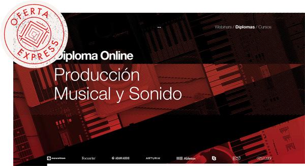 thebassvalley diploma oferta express - Diploma de Producción Musical y Sonido OFERTA EXPRESS