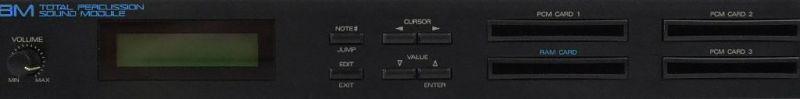 R8M 1024x127 opt - Home Studio. 5 Cajas de ritmo muy recomendables