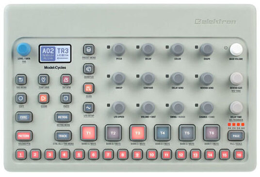 mixdown magazine elektron model cycles opt e1617211589616 - Homestudio. 5 Cajas de ritmo muy recomendables