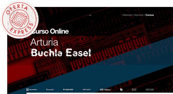 oferta express buchla - Curso Online Arturia Buchla Easel OFERTA EXPRESS