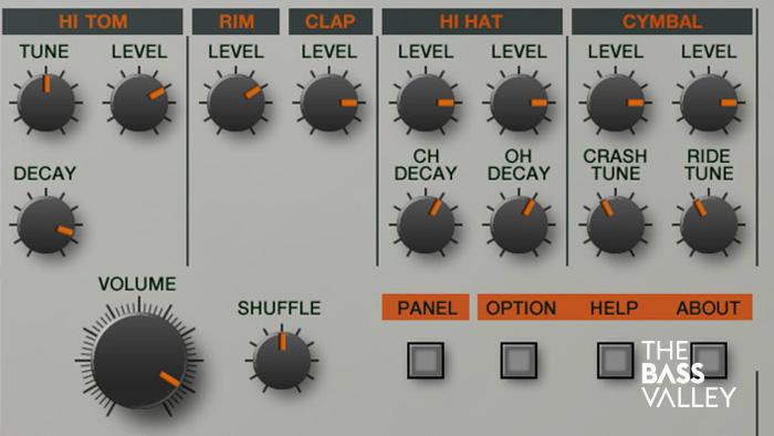 thebassvalley blog cajas de ritmo - Home Studio. 5 Cajas de ritmo muy recomendables