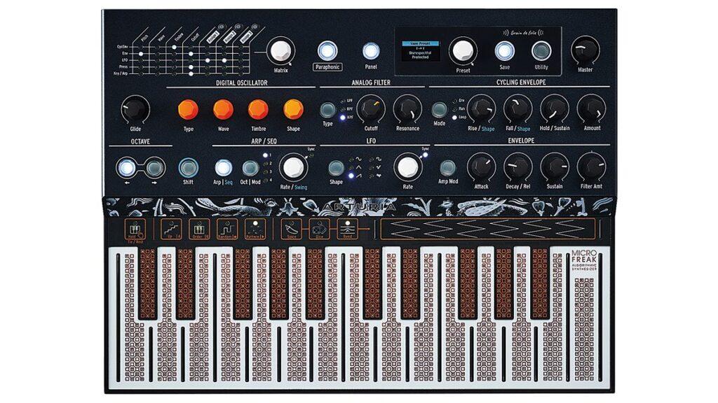 thebassvalley microfreak 1024x576 - Home Studio. 5 Sintetizadores Buenos Bonitos y Baratos