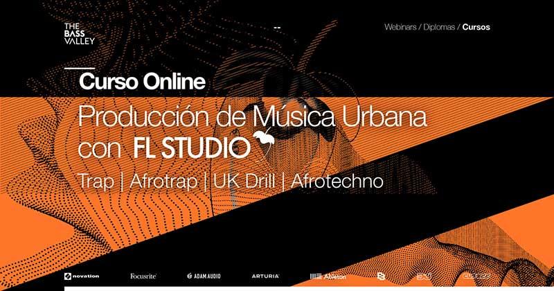 thebassvalley produccion fl studio r - Curso Producción de Música Urbana con FL Studio