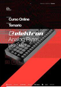 thebassvalley analog temario0 212x300 - Curso Elektron Analog Rytm MKII / MK1