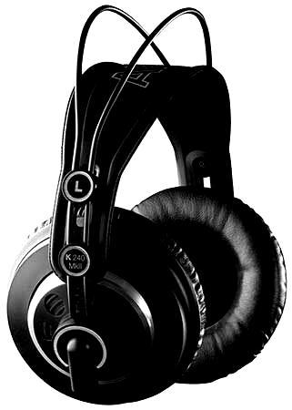 AKG K240 MKII blackwhite 2 - Home Studio. Recomendamos 5 auriculares de estudio